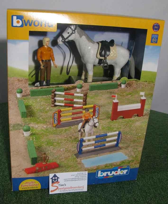 Compleet springconcours van Bworld